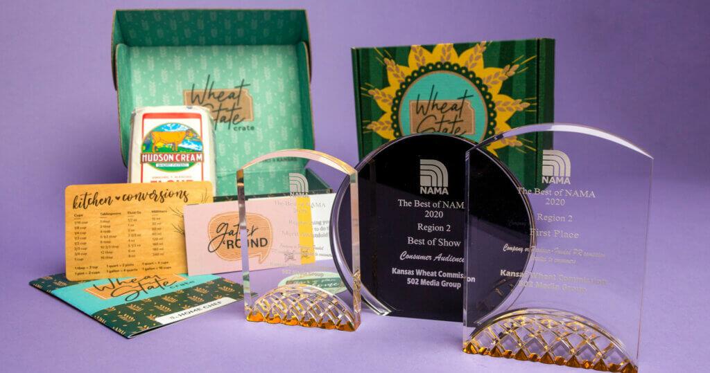 Middle wins NAMA awards