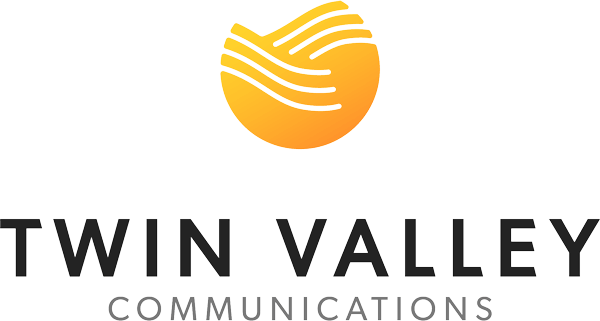 Twin Valley Logo Communications Vertical Full Color